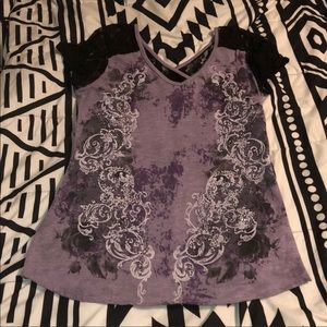 Maurice's size small top